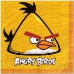 ANGRY BIRDS NAPKINS